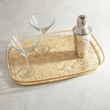 Letter Tray Decorative Trays Decorative Serving Trays Pier 100 Imports 45