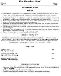 Rn Resume Samples Top Nurse Resume Templates Samples
