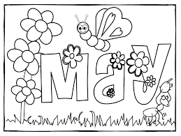 The most common goodbye grades material is latex. May Coloring Pages Best Coloring Pages For Kids