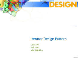Iterator Design Pattern Simple Decorating Ideas