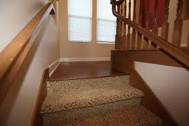 Carpet Tiles Installation Stairs