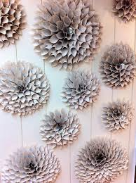diy wall decor paper. Wall Flower - Statement Stein Your Florist Co. Diy Decor Paper