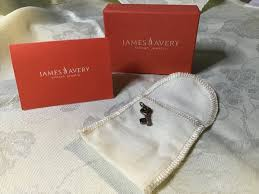 925 james avery key of promise charm