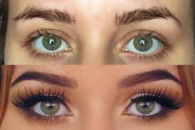 eyebrow trimmer before after. eyebrow trimmer before after