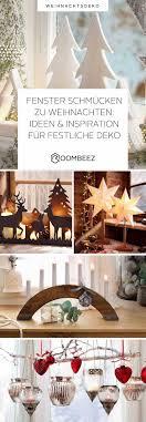 Fensterdeko Zu Weihnachten Deko Zum Hängen Stellen