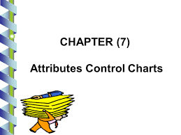 1 Chapter 7 Attributes Control Charts 2 Introduction Data