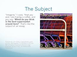 shopping experience essay essay about shopping