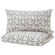 duvet cover and pillowcases ikea covers linen pillowcase s dotted