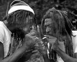 Bunny Wailer & Peter Tosh by Adrian Boot