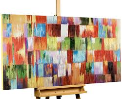 Kunstloft Acryl Gemälde Eine Hommage Ans 140x70cm Original