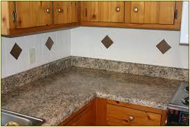 Kitchen Granite Tile Countertops Granite Tile Countertop Over Laminate Home Design Ideas