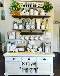 Create a coffee station to make mornings easy for house guests and to spoil yourself every day. You Ll Love These Coffee Bar Ideas For The Home 2021 Swankyden Com