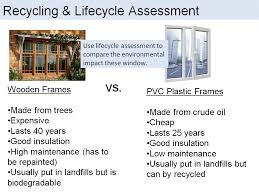 recycling and lifecycle sment edexcel 9 1