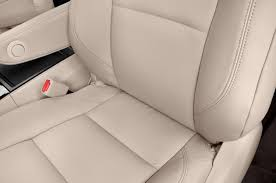 toyota the leather seats in our sienna xle helped the vehicle feel a cut above the typical