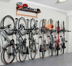 Indoor Bike Storage Indoor Bike Storage Ideas With Reinforced Steel Tube For 2 Bike