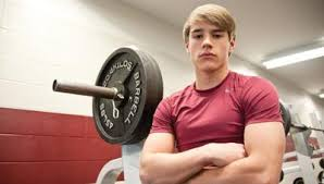 Hendrix wins power lifting state title two years after defeating ...