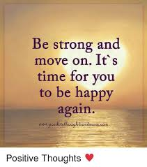 Image result for TIME TO MOVE ON