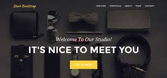 Small Picture 40 Best Free Bootstrap Website Templates 2016