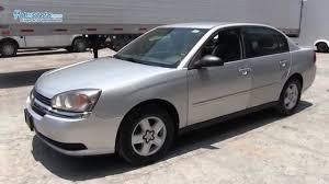 Chevrolet / Malibu LS Paquete D Automático Rines de Aluminio ...