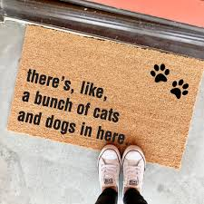 THE ORIGINAL there's like a bunch of cats AND dogs in