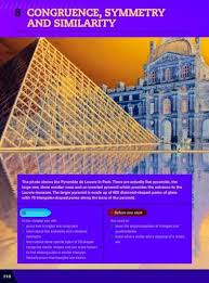 Check whether two triangles are congruent or not. 8 Congruence Symmetry And Similarity For Two Triangles To Be Congruent One Of The Following Conditions Of Congruence Must For Your Answer 8 Congruence Symmetry And Similarity Pdf Document