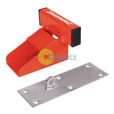 garage door defender heavy duty 150mm corrosion resistant powder coated finish