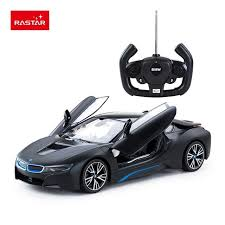 rastar licensed rc car bmw i8 open door by remote controller 1 14 scale remote