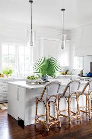 beach house kitchen nickel oversized pendant. Welcoming Coastal Kitchen Beach House Nickel Oversized Pendant