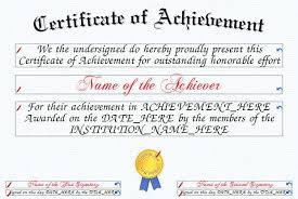 Samples Of Awards Certificates 45 Award Certificate Templates Word Psd Ai Eps Vector