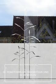 Sichtschutz Folie Für Fenster Mit Gräsern In 2019
