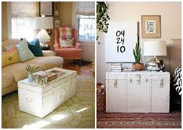 Is your trunk in rough shape? Paint can be a wonderful way to restore a  trunk, or help it to blend or pop your decor!