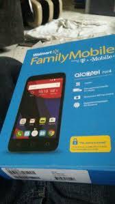 Middletown Walmart Walmart Family Mobile Alcatel Pixi 4 Box