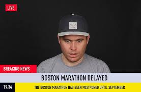 Wie erlangt deutschland seine souveränität wieder? Eilmeldung Der Boston Marathon Wird Auf September Verschoben Creative Commons Bilder