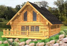Small Picture Russell Log Cabin Plans Log Home Plans BC Canada USA
