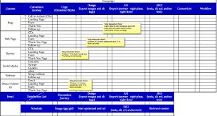 checklist in excel inbound campaign project checklist excel