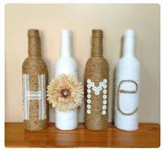 Wine Bottles Decoration Ideas Custom decorated wine bottles DIY Decor Pinterest Decorated 24