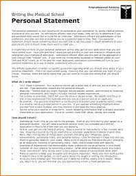 how to write a personal statement essay