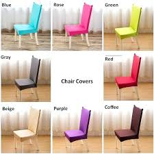 kitchen chair covers target. Plastic Kitchen Chair Covers 4 Universal Cover Super Elastic Dinning Office Computer Seat . Target G