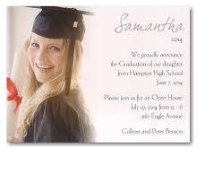 Graduation Announcements For High School Sample Of Graduation Announcements Under Fontanacountryinn Com