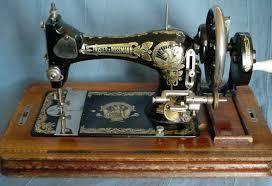 Frister Rossmann Sewing Machine