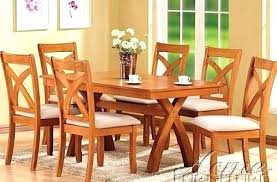 maple dining room table chairs swivel set