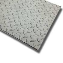 stainless steel floor plate design example