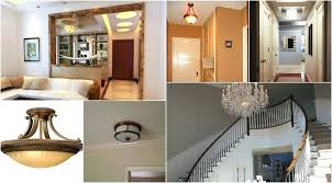ceiling lights ceiling light hallway interior fixtures unique lights for small hallways home designs insight