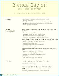 Best Resumes Examples Skills On A Resume Examples Best Resume Examples Skills Images 6