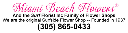 flower delivery by miami beach flowers