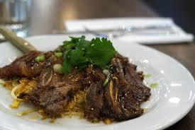 photo of kitchen door napa ca united states korean short ribs