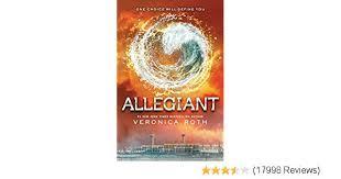 amazon allegiant divergent trilogy book 3 ebook veronica roth kindle