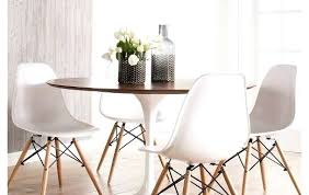 modern round dining table furniture modern round white fiberglass side table inside round dining table modern