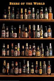 beers around the world beer poster 91 5x61cm