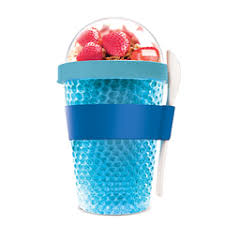 <b>Контейнер</b> Asobu <b>Chill yo</b> 2 go (0,38 литра), голубой